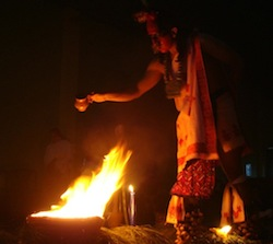 Tat Apab'yan with Fire Ceremony