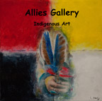 Allies Gallery logo