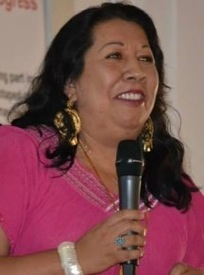Maestra Laura Alonzo de Franklin
